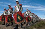 Noël : la Légion Etrangère chante «Ô Douce Nuit»