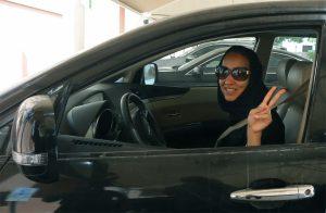 saoudienne-au-volant