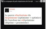 « J'optimisme » ou comment faire « jazzer », pardon, tweeter !