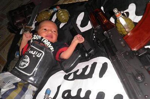 Jihadi-baby