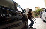 Un attentat islamiste a Tripoli contre un hôtel: 9 morts dont un Français. Voilà la Libye démocratique de Sarkozy!