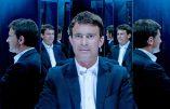 Manuel Valls a deux visages et deux langages:  pour le public et en privé