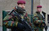 Foulard palestinien interdit aux paras patrouillant dans le quartier juif d'Anvers