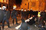 Pegida Vlaanderen – Malgré l'interdiction de manifestation, 300 personnes défient la police à Anvers