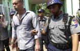 En Birmanie, on ne se moque pas de Bouddha ! Deux ans et demi de prison pour «insulte à la religion»…