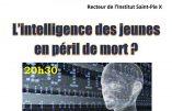L'intelligence des jeunes en péril de mort (abbé Chautard)