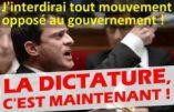 Dictature: Les biens mobiliers et immobiliers de toute personne pourront être saisis sur simple soupçon…