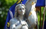 Une neuvaine à Sainte Jeanne d'Arc pour les chrétiens persécutés et pour le salut de la France