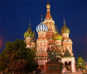 Russie-Cathedralebasilelebienheureux
