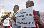 L'homosexualité : «un danger contre les cultures africaines»