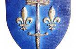 Le 10 mai, honneur à Sainte Jeanne d'Arc «à l'heure où l'idée de sacrifier son bien personnel pour un bien plus grand et plus noble a fait place à la couardise des âmes sans noblesse» (abbé Billecocq)