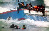 Drames de l'immigration en Méditerranée: le Front national réagit dans un  communiqué aujourd'hui