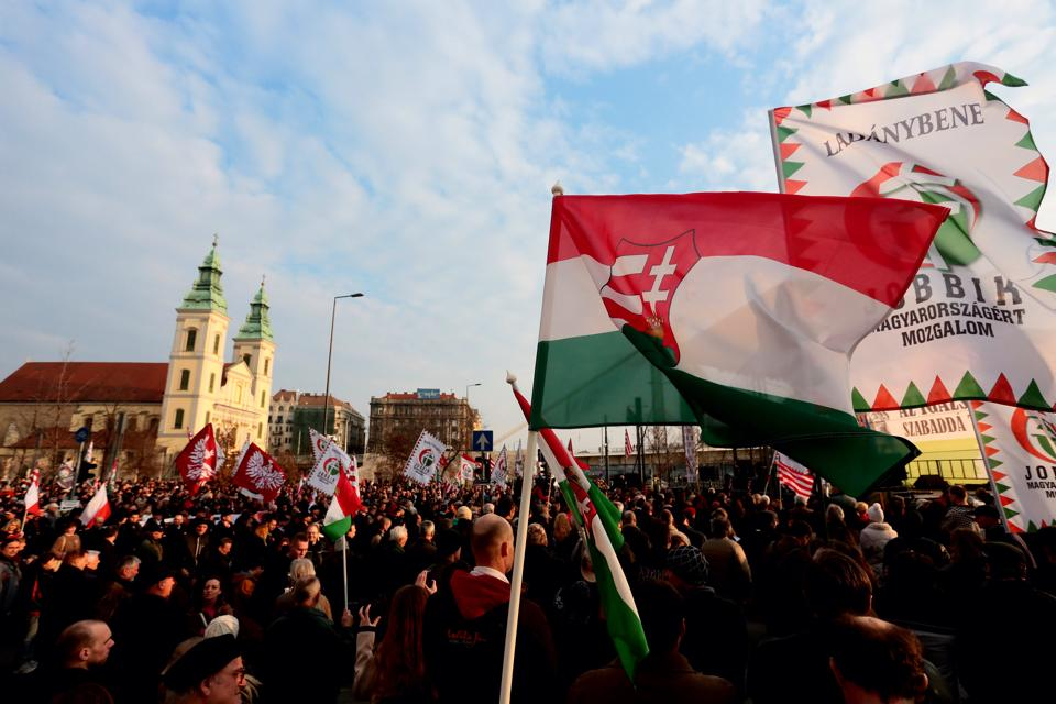 Manifestation organisée par le Jobbij