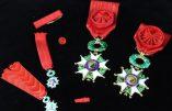 Légion d'honneur pour tous : d'Anne Sinclair au grand rabbin de France Haïm Korsia, en passant par Madame Dassault