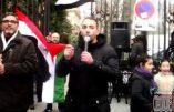 Manifestation à Paris «contre l'Arabie Saoudite qui finance le terrorisme»