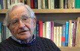 Noam Chomsky : «le principal crime de ce nouveau millénaire est l'invasion américaine de l'Irak»