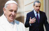 Un ambassadeur de France homosexuel au Vatican ? Le pape va-t-il l'accréditer ? Les atermoiements durent…