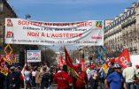 Journée de mobilisation contre l'austérité et la loi Macron
