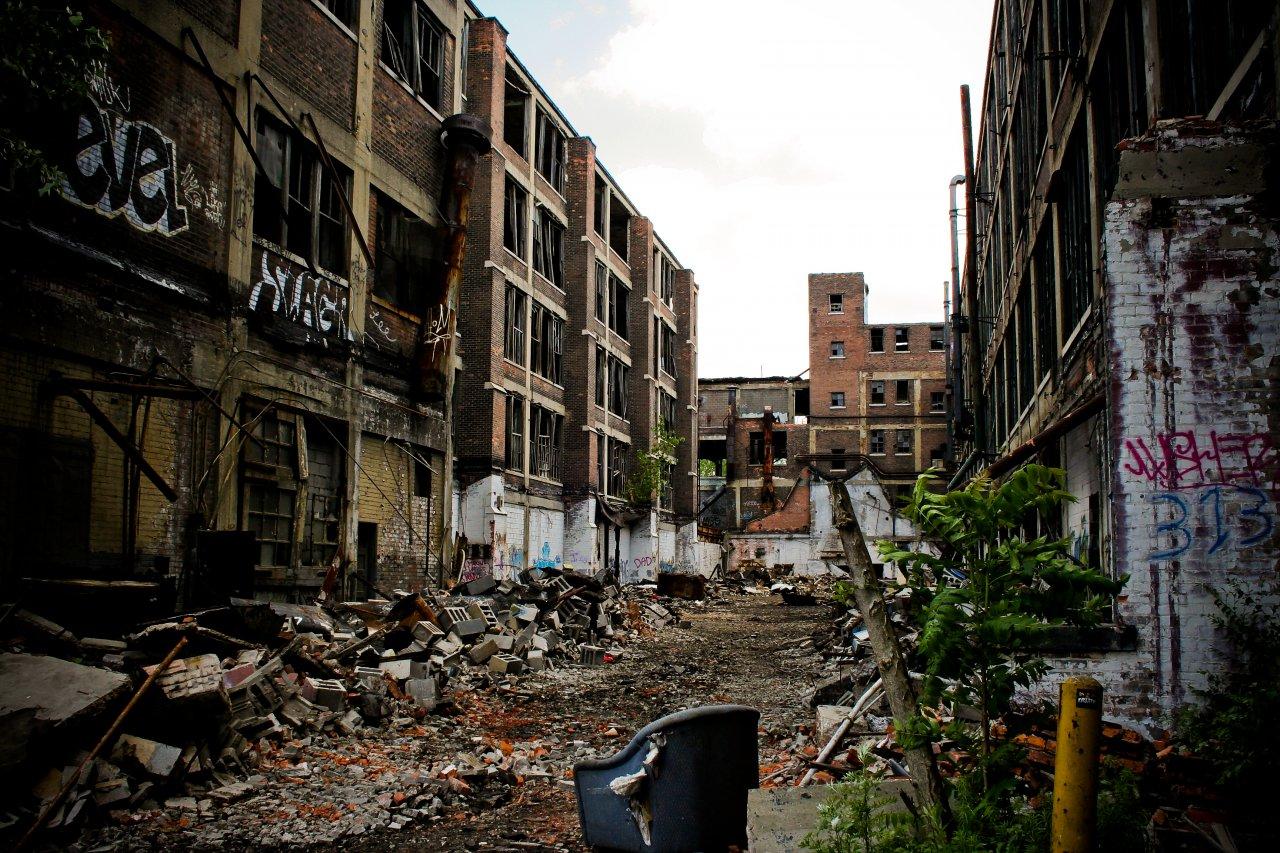 Repeupler la ville fantôme de Détroit par des réfugiés ...