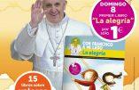 Les journaux Clarin et El Mundo utilisent la figure du pape pour promouvoir l'idéologie de genre et la propagande LGBT chez les enfants