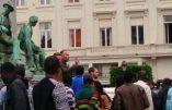 Laurent Ozon crie à des immigrés clandestins de rentrer chez eux !
