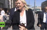 Marine Le Pen rencontre à Moscou le président de la Douma pour la deuxième fois (Vidéo)