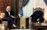 Marine Le Pen chez l'imam d'Al-Azhar