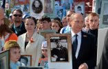 Russie: Les marches du «Régiment immortel», phénomène de liesse patriotique spectaculaire (Vidéos)