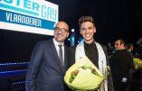 Le Premier ministre belge remet le prix Mister Gay Vlaanderen et ce n'est pas une blague belge…