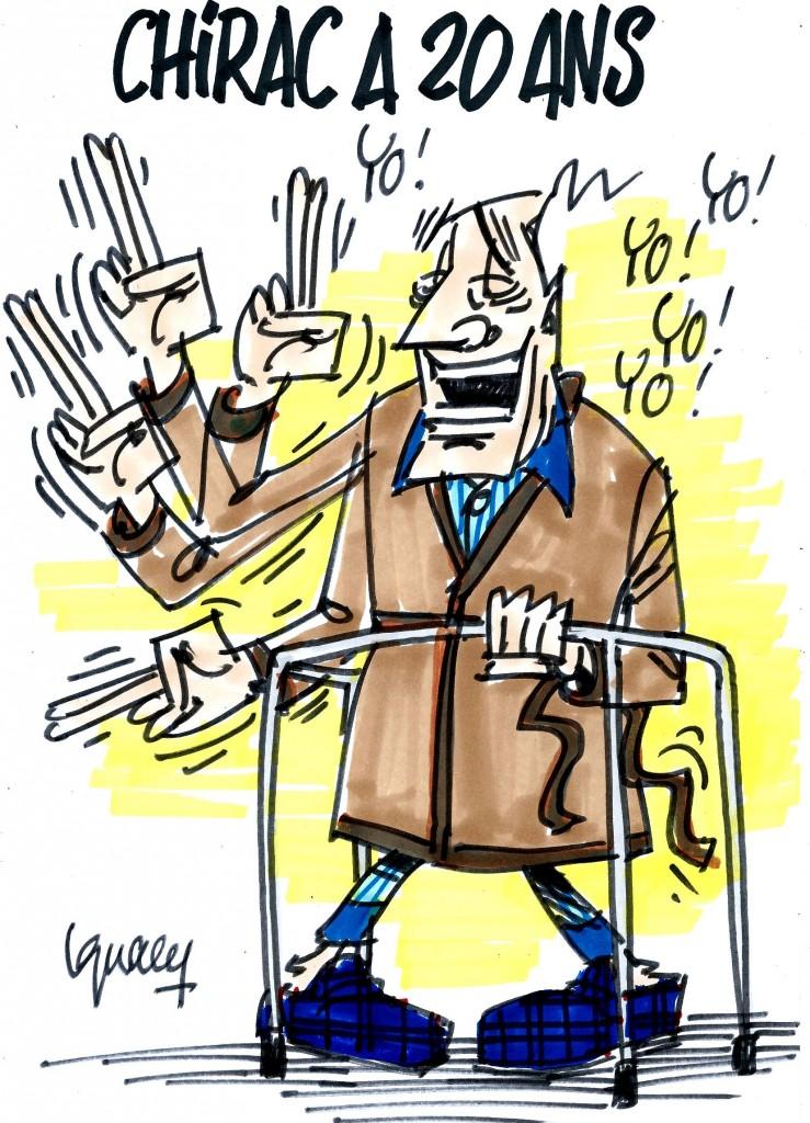 Ignace - Chirac a 20 ans