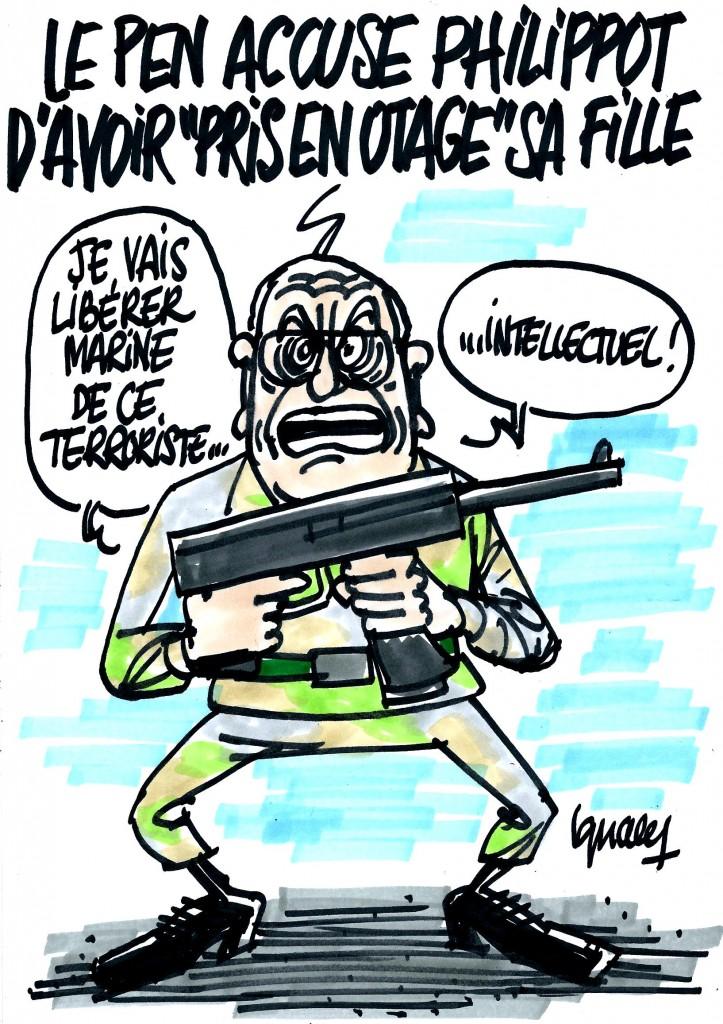 Ignace - Le Pen vs Philippot
