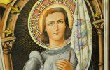 Hommage à Jeanne d'Arc par Anne Le Pape