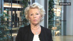 Marie- Christine Arnautu, député européen Front National