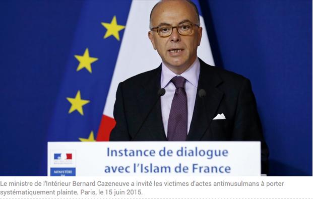 Cazeneuve-dialogue-islam-de-France