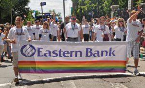 L'Eastern Bank dont le siège est à Boston.