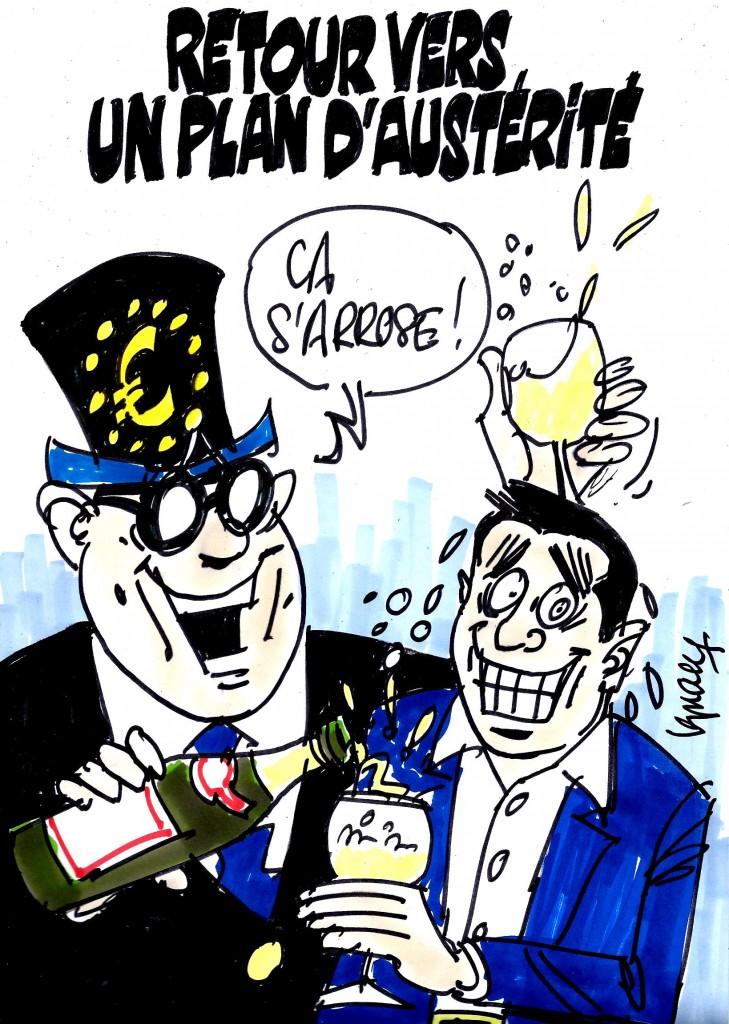 Ignace - Retour vers un plan d'austérité