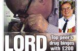 Scandale à la chambre des Lords : son président adjoint forcé de démissionner après la publication de photos compromettantes