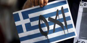 Grèce OXI Grexit
