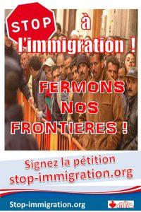 Immigration affiche civitas 3