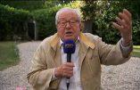 Nouvelle exclusion de Jean-Marie Le Pen par Marine: Le fondateur du FN réagit – Vidéos