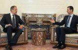 Poutine met en garde les USA contre toute attaque de la Syrie, tout en proposant une coalition anti-terroriste alternative