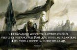 Le message aux Français du Pape Urbain II