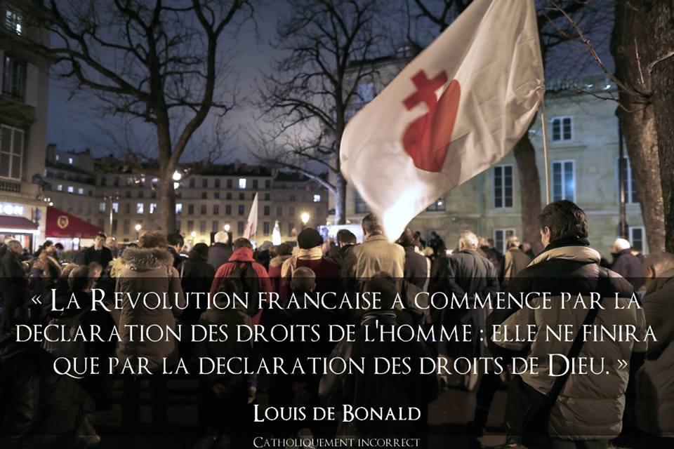 citation louis de bonald