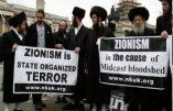 Le sionisme, sources et genèse messianique