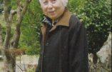 «Mgr Lefebvre m'a obtenu un grand miracle» raconte Rose Hu qui est restée 26 ans «Avec le Christ dans les prisons de Chine»