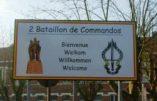 Belgique – Attentat contre la caserne du 2ème Bataillon Commando de Flawinne