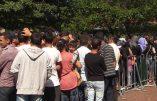 Des camps de migrants aux mains de la mafia