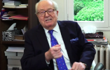 Jean-Marie Le Pen : «Si Zemmour était candidat à la présidence, ce serait un sérieux problème pour Marine»
