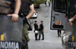 Attentat à la bombe attribué à la déferlante migratoire sur l'île grecque de Lesbos