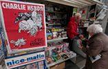 L'infâme Charlie Hebdo fait scandale en Russie pour ses caricatures sur les morts du crash de l'avion russe